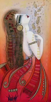 My Soul Is A Moan... by Albena Vatcheva