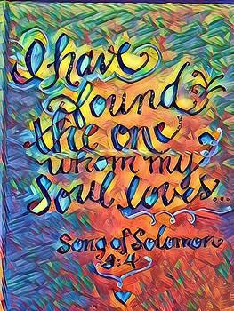 My Soul Loves by Patricia Rex