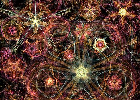 Randi Kuhne - My Stars - Digital Fantasy Art