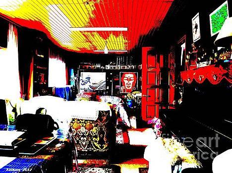 My Studio By Taikan by Taikan Nishimoto