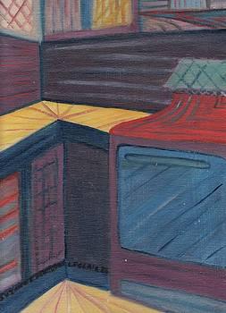 Suzanne  Marie Leclair - My Studio