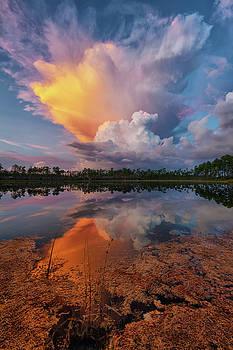 My Sunrise Reflections by Claudia Domenig