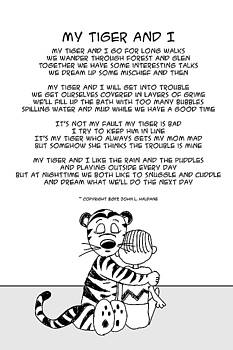 John Haldane - My Tiger and I