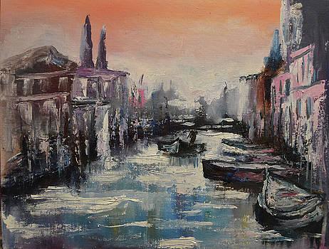 My Venice by Ann Bakina