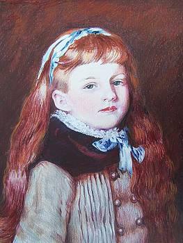 My version of a Renoir by Constance DRESCHER