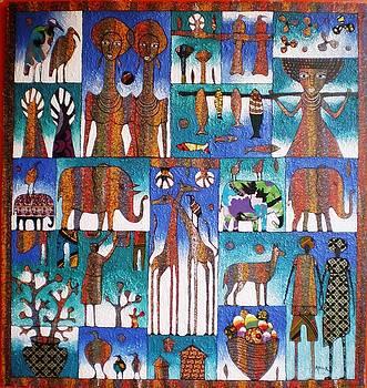 My Village My Life by Anwar Sadat