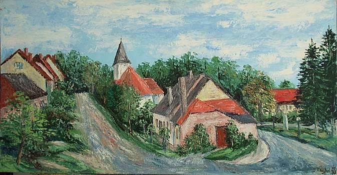 My Village by Stanislav Zhejbal