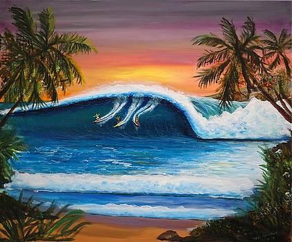 My Wave by Bob Hasbrook