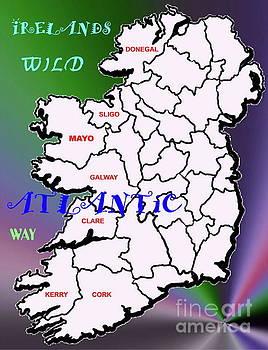 Val Byrne - MY WILD ATLANTIC WAY in Ireland