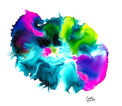 My World 1 by Cathlyn Driscoll