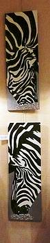 My Zebras by Alessia Gallegati