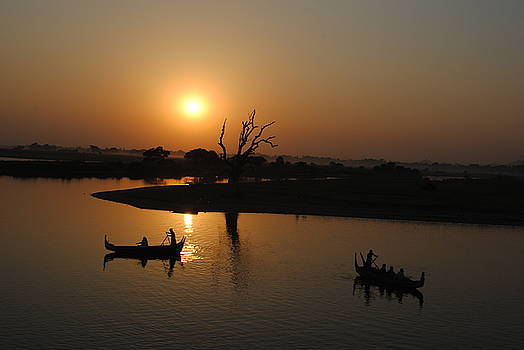 Myanmar by Nate Stein