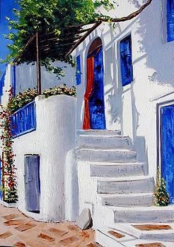 Mykonos by Lesuisse Viviane