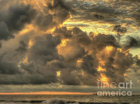 Myrtle Beach Seascape by Jeff Breiman