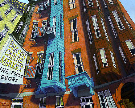 Myrtle Street by Mike Gruber
