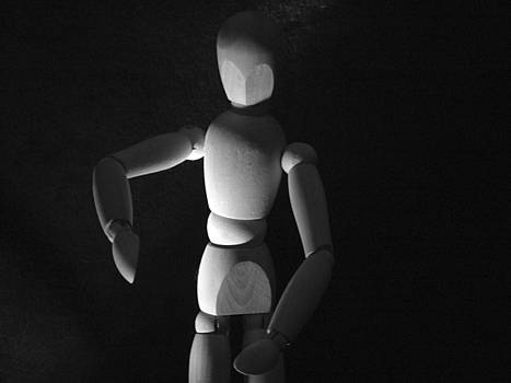 Mysterious Mannequin by Keri Renee