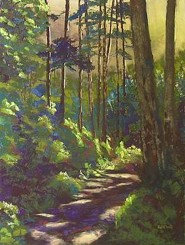 Mysterious Wood by Mary McInnis