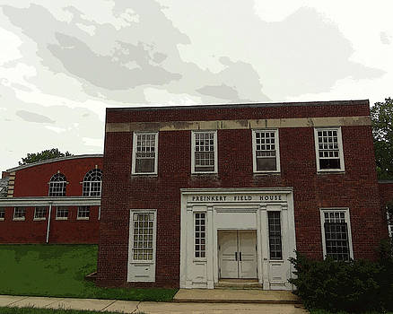 Mystery and History of Preinkert Field House by Christopher Kerby
