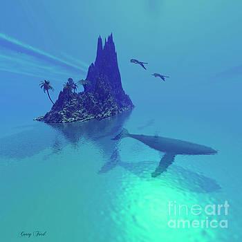 Corey Ford - Mystery Island