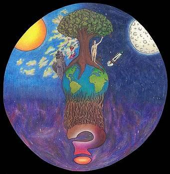 Mystery World by Steve Weber