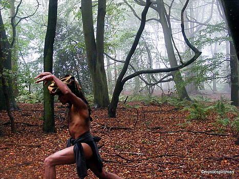 Mystic Avatar by Oberon Ahura Star
