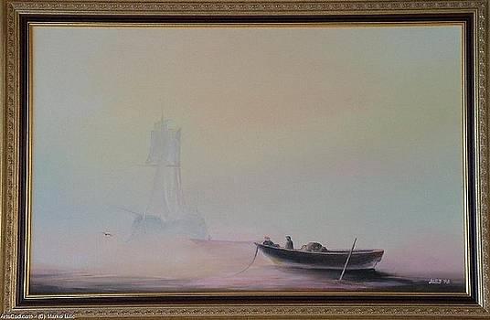 Mystic boat by Marko Lulic