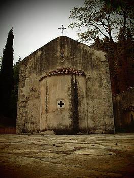 Thomas Maes - mystic church