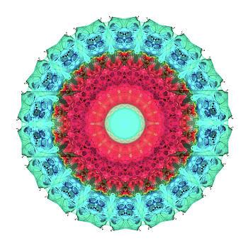 Sharon Cummings - Mystic Circle Mandala - Sharon Cummings