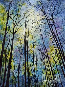 Hailey E Herrera - Mystic Forest
