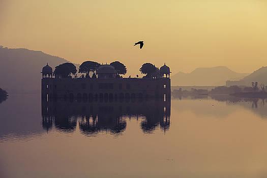 Mahesh Balasubramanian - Mystic Jal Mahal, Jaipur, India