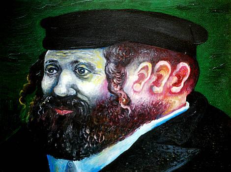 Ari Roussimoff - Mystic Man Listening
