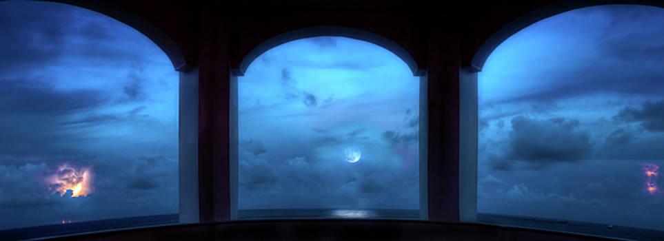 Mystic Moonrise by Mark Andrew Thomas