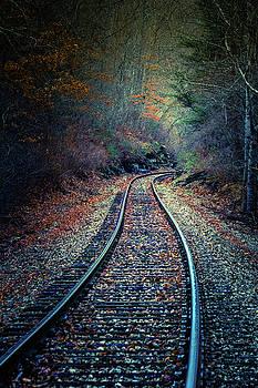 Mystic Rails by Jim Johnson