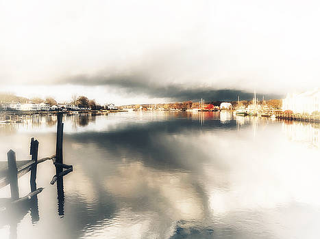 Mystic Reflections by Linda Ouellette