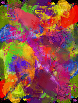 Mystic Scramble by Todd Amen