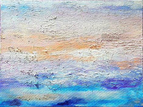 Mystic Sea by Deepali Gosain