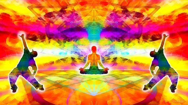 Mystic Universe 11 by Derek Gedney
