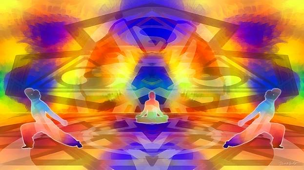 Mystic Universe 12 by Derek Gedney