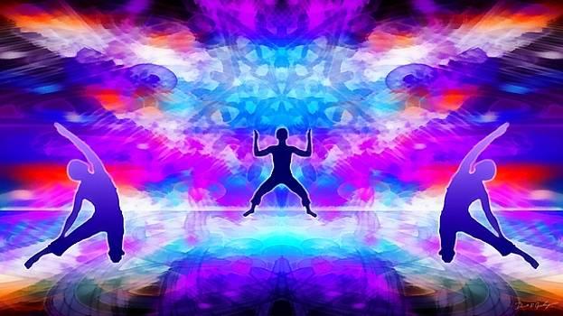Mystic Universe 2 by Derek Gedney
