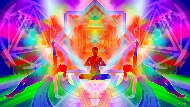 Mystic Universe 3 by Derek Gedney