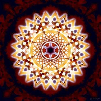 Mystic Universe 7 Zodiac Lattice by Derek Gedney