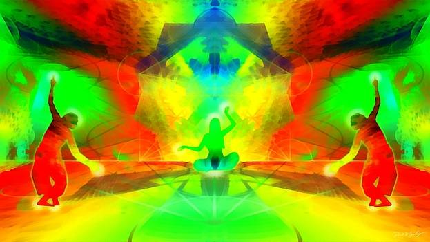 Mystic Universe 9 by Derek Gedney