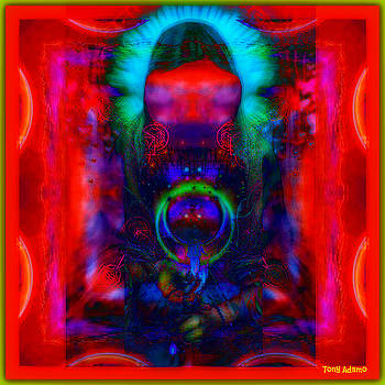 Mystical Acid Journey Into The Universal Mind by Tony Adamo