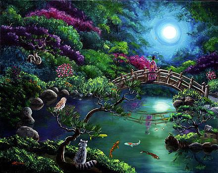 Laura Iverson - Mystical Moon Gazing