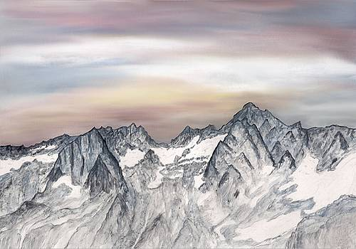 Mystical Mountains by Chris Hall