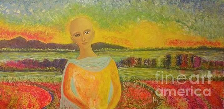 Mystical Place by Deyanira Harris