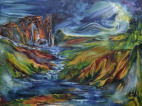 Mystical Scotland by Jennifer Christenson