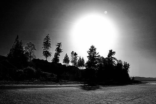 Mystical Sun by Brian Sereda