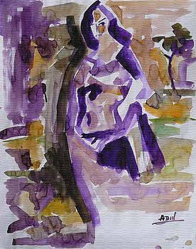 Mystique by Abin Raj