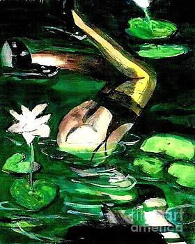 Myths Eurydice  by Harry WEISBURD